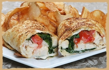 Picture of Spinach & Chicken