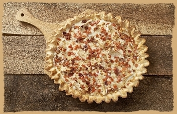 Picture of Chicken Bacon Ranch Pizza
